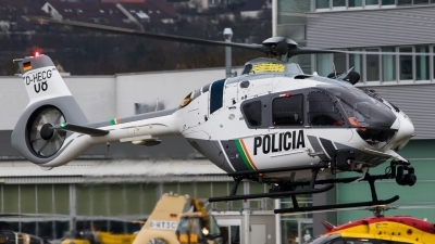 Photo ID 204060 by Robin Manhart. Brazil Police Airbus Helicopters H135T3H, PP ARY