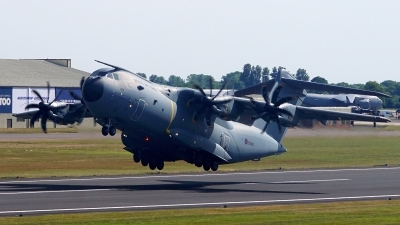 Photo ID 203569 by Lukas Kinneswenger. UK Air Force Airbus Atlas C1 A400M, ZM401