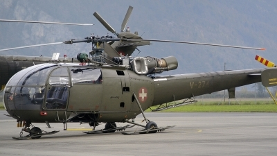 Photo ID 203574 by Sven Zimmermann. Switzerland Air Force Aerospatiale SA 319B Alouette III, V 274