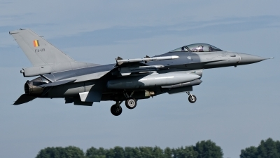 Photo ID 203640 by Rainer Mueller. Belgium Air Force General Dynamics F 16AM Fighting Falcon, FA 119