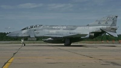 Photo ID 203663 by David F. Brown. USA Marines McDonnell Douglas F 4S Phantom II, 157278