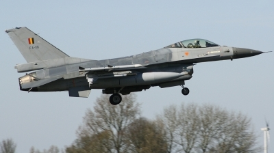 Photo ID 203734 by Arie van Groen. Belgium Air Force General Dynamics F 16AM Fighting Falcon, FA 116