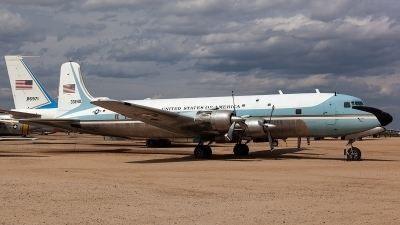 Photo ID 203810 by Thomas Ziegler - Aviation-Media. USA Air Force Douglas VC 118A Liftmaster DC 6A, 53 3240