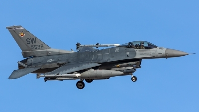 Photo ID 203784 by Thomas Ziegler - Aviation-Media. USA Air Force General Dynamics F 16C Fighting Falcon, 93 0532