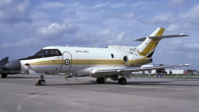 Photo ID 203800 by Chris Lofting. UK Navy Hawker Siddeley HS 125 600B, ZF130