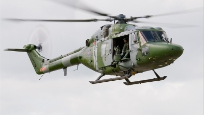 Photo ID 24058 by Alex van Noye. UK Army Westland WG 13 Lynx AH7, XZ195