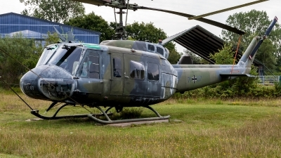 Photo ID 203829 by Jan Eenling. Germany Air Force Bell UH 1D Iroquois 205, 71 07