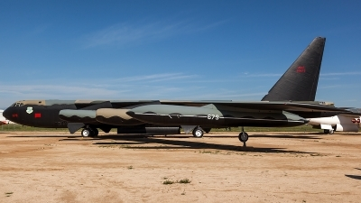 Photo ID 203874 by Thomas Ziegler - Aviation-Media. USA Air Force Boeing B 52D Stratofortress, 55 0679