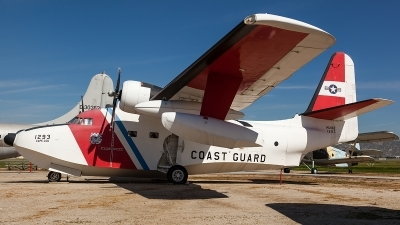 Photo ID 203876 by Thomas Ziegler - Aviation-Media. USA Coast Guard Grumman HU 16E Albatross, 1293