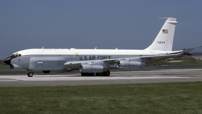Photo ID 203855 by Chris Lofting. USA Air Force Boeing RC 135U Combat Sent 739 445B, 64 14849