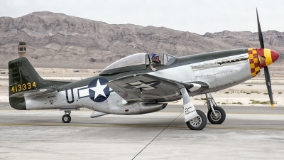 Photo ID 204047 by W.A.Kazior. Private Planes of Fame Air Museum North American P 51D Mustang, NL7715C