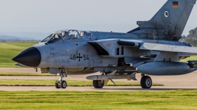 Photo ID 204043 by Mike Macdonald. Germany Air Force Panavia Tornado ECR, 46 54