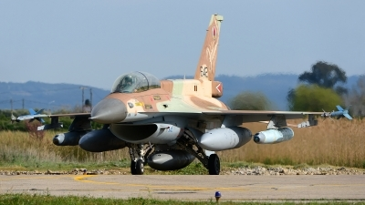 Photo ID 203980 by Stephan Franke - Fighter-Wings. Israel Air Force General Dynamics F 16D Fighting Falcon, 642