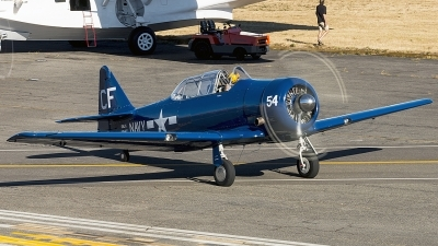 Photo ID 204122 by Aaron C. Rhodes. Private Private North American AT 6D Texan, N154CF