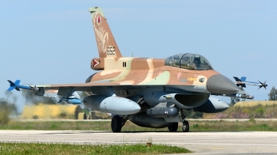 Photo ID 204521 by Stephan Franke - Fighter-Wings. Israel Air Force General Dynamics F 16D Fighting Falcon, 652