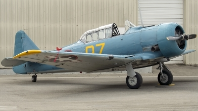 Photo ID 206849 by W.A.Kazior. Private Planes of Fame Air Museum North American SNJ 5 Texan, N3375G