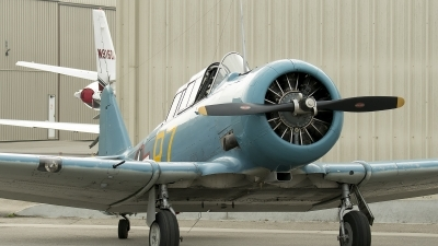Photo ID 206847 by W.A.Kazior. Private Planes of Fame Air Museum North American SNJ 5 Texan, N3375G