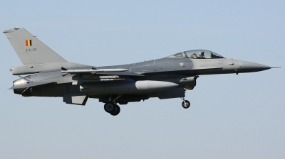 Photo ID 204032 by Arie van Groen. Belgium Air Force General Dynamics F 16AM Fighting Falcon, FA 121