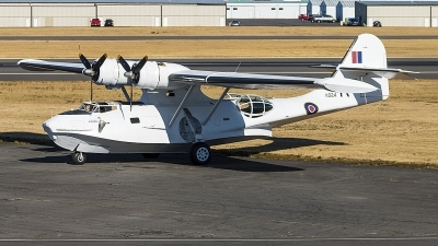 Photo ID 204188 by Aaron C. Rhodes. Private Catalina Preservation Society Consolidated PBY 5A Catalina, C FUAW