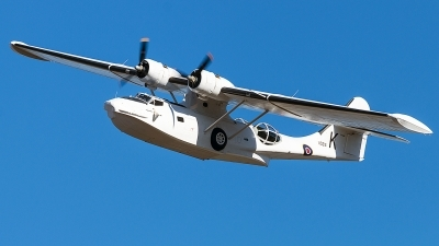 Photo ID 204187 by Aaron C. Rhodes. Private Catalina Preservation Society Consolidated PBY 5A Catalina, C FUAW