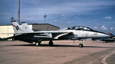 Photo ID 204064 by Alex Staruszkiewicz. USA Navy Grumman F 14A Tomcat, 161160