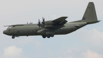 Photo ID 204080 by Adrian Stürmer. UK Air Force Lockheed Martin Hercules C4 C 130J 30 L 382, ZH878