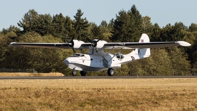 Photo ID 204189 by Aaron C. Rhodes. Private Catalina Preservation Society Consolidated PBY 5A Catalina, C FUAW