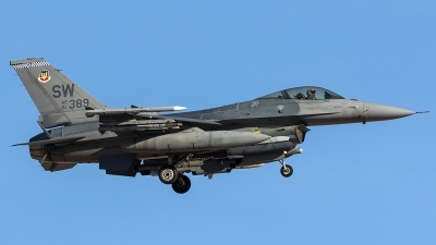 Photo ID 204113 by Thomas Ziegler - Aviation-Media. USA Air Force General Dynamics F 16C Fighting Falcon, 91 0389