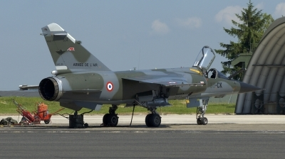 Photo ID 204119 by Robert Flinzner. France Air Force Dassault Mirage F1CR, 634