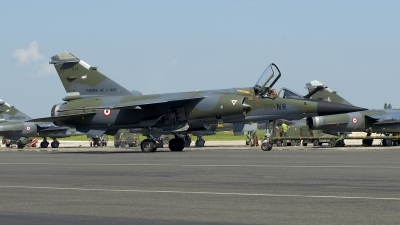 Photo ID 204118 by Robert Flinzner. France Air Force Dassault Mirage F1CR, 614