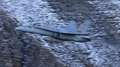 Photo ID 204474 by Milos Ruza. Switzerland Air Force McDonnell Douglas F A 18C Hornet, J 5006