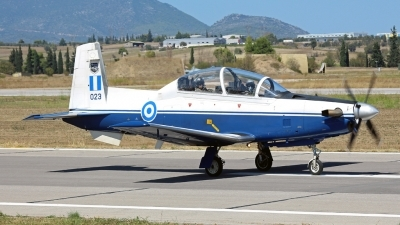 Photo ID 204444 by Kampitoglou Dimitrios. Greece Air Force Raytheon T 6A Texan II, 023