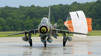 Photo ID 204253 by Robert Flinzner. Poland Air Force Sukhoi Su 22UM 3K, 508