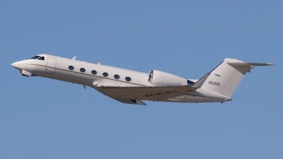 Photo ID 204671 by Adrian Stürmer. USA Air Force Gulfstream Aerospace C 20H Gulfstream IV, 90 0300
