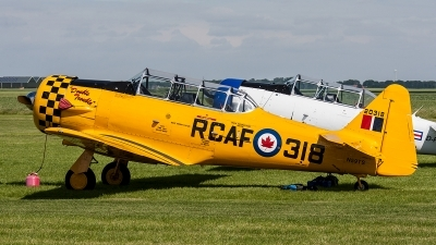 Photo ID 204349 by Jan Eenling. Private Private North American Harvard IV, N59TS