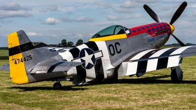 Photo ID 204347 by Jan Eenling. Private Private North American P 51D Mustang, PH PSI