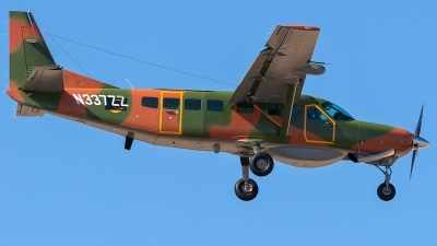 Photo ID 204376 by Adolfo Bento de Urquia. Cameroon Air Force Cessna 208B Grand Caravan EX, N337ZZ