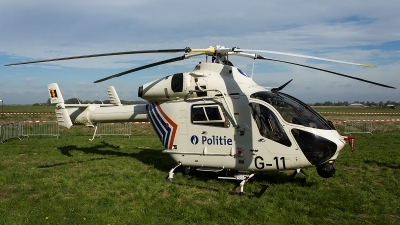 Photo ID 205057 by Thomas Ziegler - Aviation-Media. Belgium Police MD Helicopters MD 902 Explorer, G 11