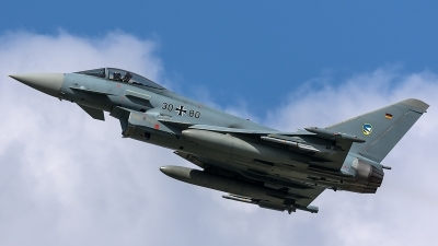 Photo ID 204368 by Thomas Ziegler - Aviation-Media. Germany Air Force Eurofighter EF 2000 Typhoon S, 30 80