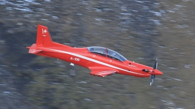 Photo ID 204432 by Milos Ruza. Switzerland Air Force Pilatus PC 21, A 106