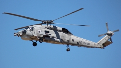 Photo ID 204559 by Kampitoglou Dimitrios. Greece Navy Sikorsky S 70B 6 Aegean Hawk, PN60