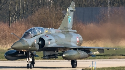 Photo ID 204552 by Thomas Ziegler - Aviation-Media. France Air Force Dassault Mirage 2000D, 617