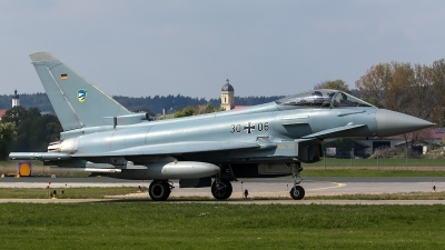 Photo ID 204551 by Thomas Ziegler - Aviation-Media. Germany Air Force Eurofighter EF 2000 Typhoon S, 30 06