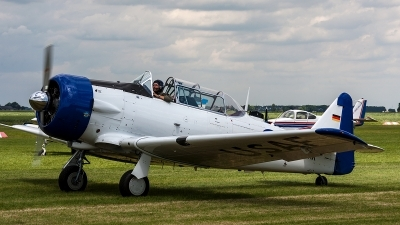 Photo ID 204595 by Jan Eenling. Private Private North American Harvard IV, D FUKK