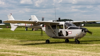 Photo ID 204594 by Jan Eenling. Private Stichting Postbellum Cessna O 2A Skymaster, N590D