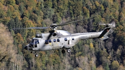 Photo ID 204572 by Milos Ruza. Switzerland Air Force Aerospatiale AS 332M1 Super Puma, T 313