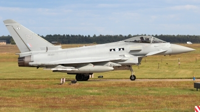 Photo ID 204587 by Ruben Galindo. UK Air Force Eurofighter Typhoon FGR4, ZK322