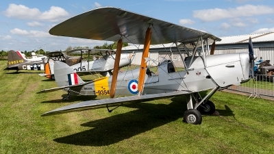 Photo ID 204665 by Jan Eenling. Private Private De Havilland DH 82A Tiger Moth II, N935NL