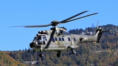 Photo ID 204636 by Milos Ruza. Switzerland Air Force Aerospatiale AS 532UL Cougar, T 332