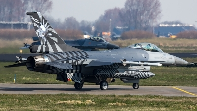 Photo ID 204701 by Thomas Ziegler - Aviation-Media. Belgium Air Force General Dynamics F 16AM Fighting Falcon, FA 70